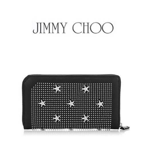ジミーチュウ 財布 コピースター&マイクロ jc20