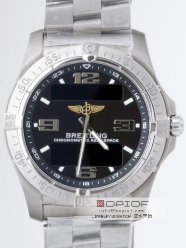 ブライトリング プロフェッショナル スーパーコピーエアロスペース アバンタージュ E7936210/B781 E792B81PRT ブラック