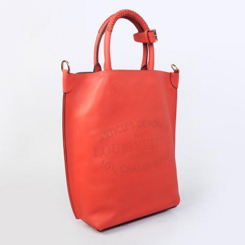ルイヴィトン スーパーコピー2014新作LOUIS VUITTON ハンドバッグ M48857-Red
