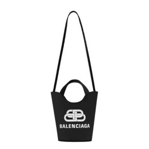 バレンシアガ トートバッグ コピー最新【BALENCIAGA】Wave XS トートバッグ ロゴ 619979KMZG31090
