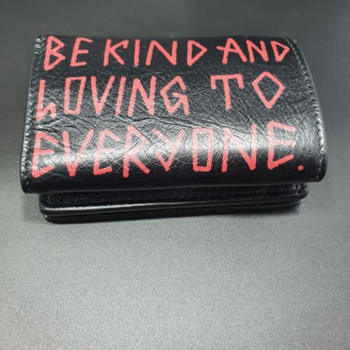 バレンシアガ ミニ財布 コピー Balenciaga グラフィティ Graffiti三つ折り財布♪ユニセックス