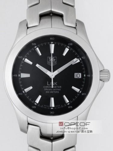タグホイヤー リンク スーパーコピーWJF5110.BA0570 ブラック