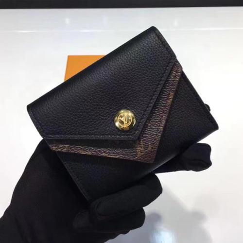 ルイ ヴィトン ミニ 財布 スーパーコピー ヴィトン タイガ ポケットに収まる ダブルフラップ折り財布 M64420