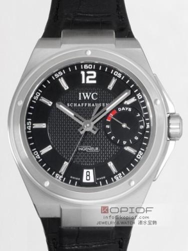 IWC インヂュニア スーパーコピー7DAYS IW500501 ブラック