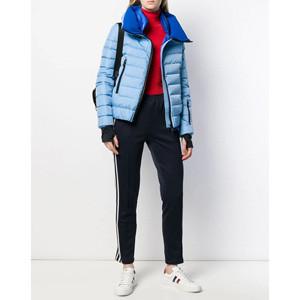モンクレール ダウン コピー GRENOBLE 2019AW Vonne パデッドジャケット ブルー