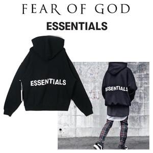 入手困難!Fear of God コピーESSENTIALS - Graphic Pullover Hoodie