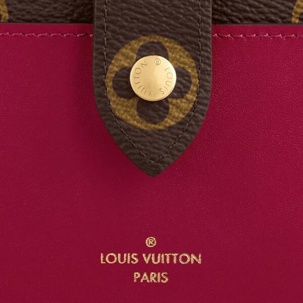 ルイヴィトン コピージュリエット(折りたたみミディアム財布) ポルトフォイユ・ジュリエットM69433N60381N60380