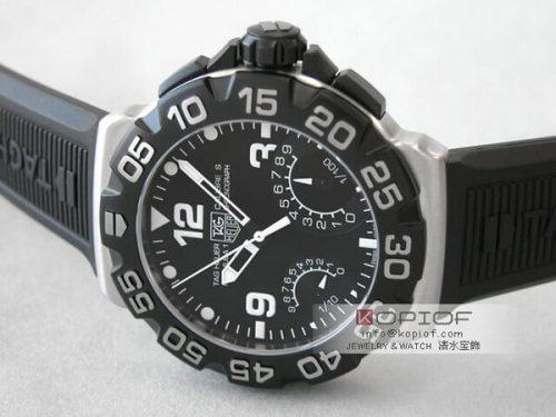 タグホイヤー フォーミュラー1 スーパーコピーCAH7010.BT0717 クロノグラフ キャリバーS ブラック