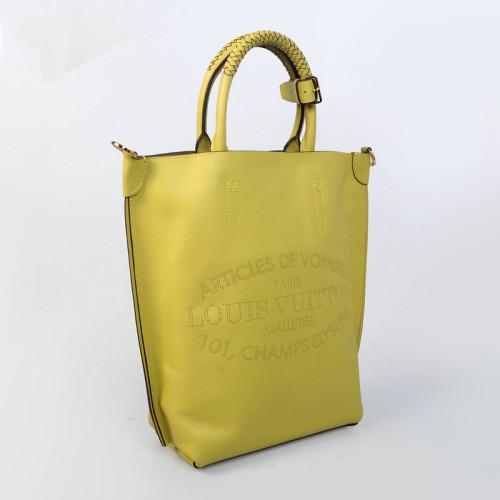 ルイヴィトン スーパーコピー2014新作LOUIS VUITTON ハンドバッグ M48857-Yellow