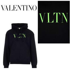 ★20AW★【VALENTINO】VLTN ヴァレンティノ パーカー コピー スウェットシャツ UV3MF14F3TVIN4