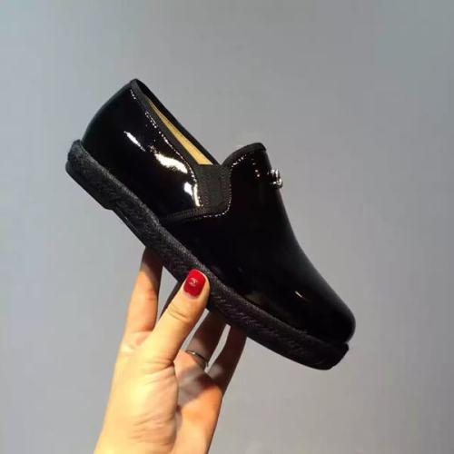 CHANEL シャネルコピー靴 超履きやすいシューズ G31874 X47897 94305 ブラック