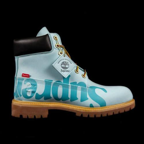 シュプリーム 靴 偽物 ティンバーランド ビッグ ロゴ 6-インチ プレミアム ウォータープルーフ ブーツ