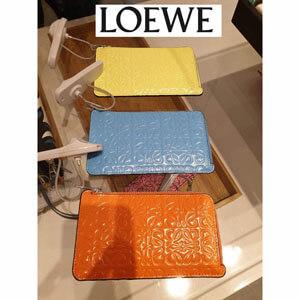 LOEWE ロエベ カードケース コピー コインケース アナグラムコイン 109.10.GZ4