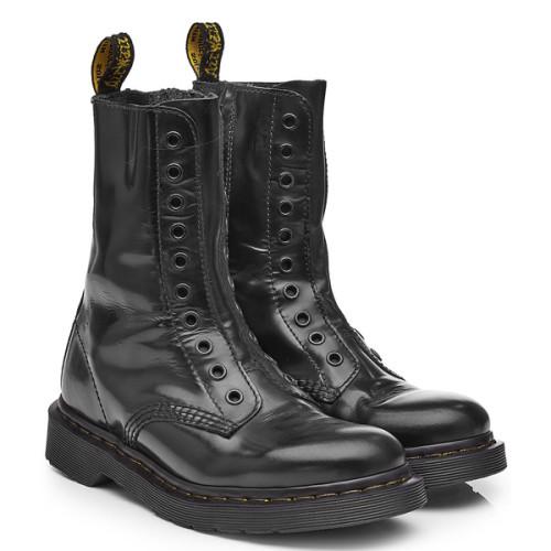 VETEMENTS x Dr.Martens ヴェトモン ブーツ コピー コラボ サイドジッパーBoots ブーツ