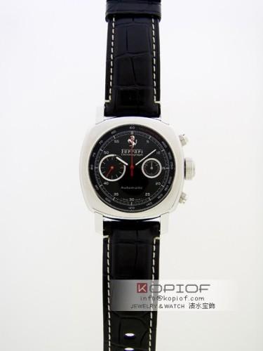パネライ フェラーリ スーパーコピーグラントゥーリズモクロノ FER00004 45mm ブラック