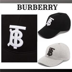 BURBERRY / バーバリー キャップ コピー モノグラムモチーフ ベースボールキャップ