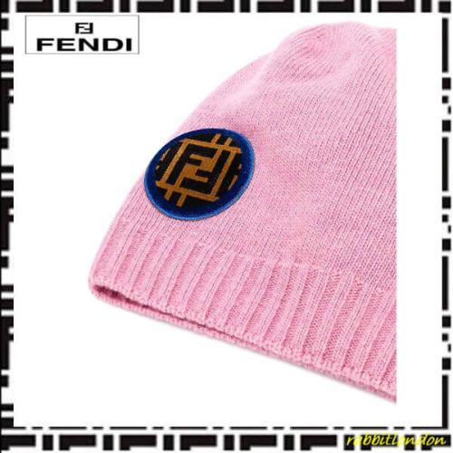 2018新作人気 フェンディ キャップ スーパーコピー FENDI 帽 素敵なロゴパッチ 帽子