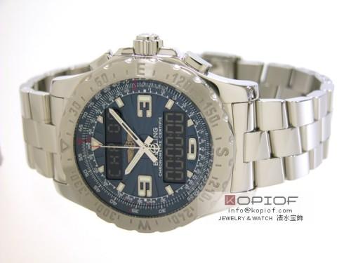 ブライトリング プロフェッショナル スーパーコピーエアウルフ A7836323/C711 A783C11PRS ブルー