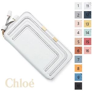 Chloe クロエラウンドファスナー 長財布 小銭入れ付きスーパーコピー p571161
