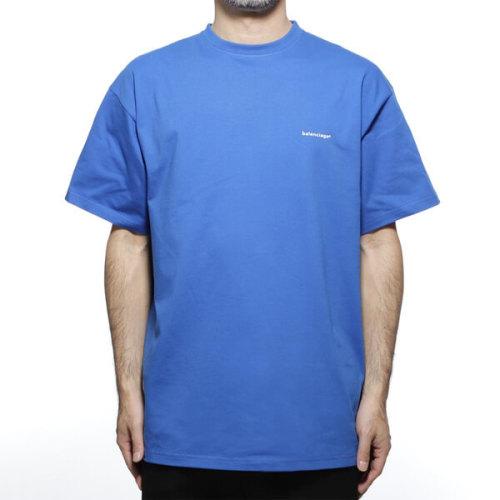 バレンシアガ tシャツ 偽物 BALENCIAGA クルーネック Tシャツ 556150-tbv43