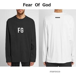 ★ FEAR OF GOD ★ FG ロングスリーブ Tシャツ