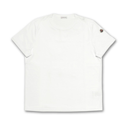 モンクレール MONCLER Tシャツ コピー レディース 8083400 8390X 001 半袖Tシャツ WHITE ホワイト