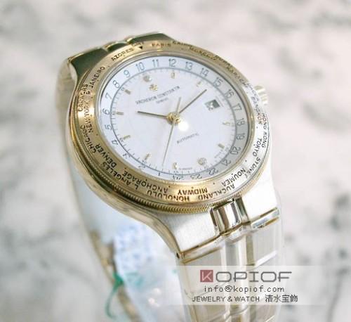 ヴァシュロンコンスタンタン マルタ スーパーコピーフィディアス GMT BA48200/967/31