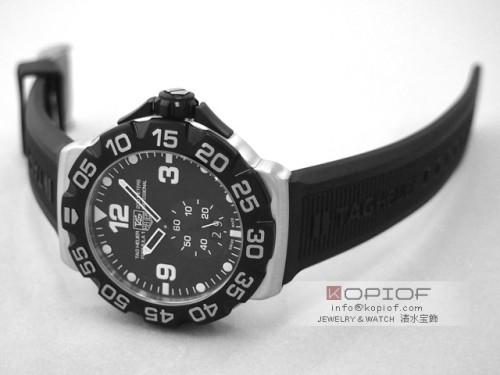 タグホイヤー フォーミュラー1 スーパーコピーzWAH1010.BT0717 グランドデイト ブラック