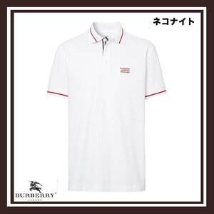 ★BURBERRY★バーバリー コピー ロゴ ポロシャツ8025973