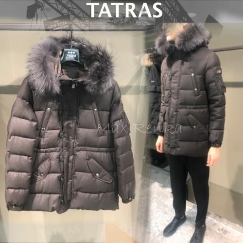 タトラス 新作【FOND】TATRAS 偽物ウールの光沢最高 人気モデル◆