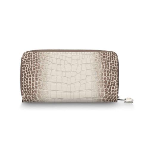 人気!!★Louis Vuitton★コピー長財布 ジッピー クロコダイル N99305