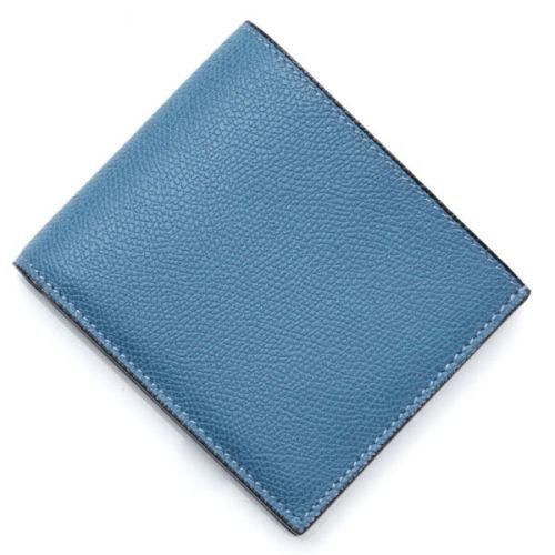 ヴァレクストラ スーパーコピー Valextra 2つ折り 財布 小銭入れ付き v8l23-28-cb