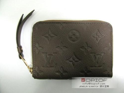 ルイヴィトン モノグラムアンプラント財布スーパーコピーポルトフォイユ・スクレット コンパクト オンブル M93431
