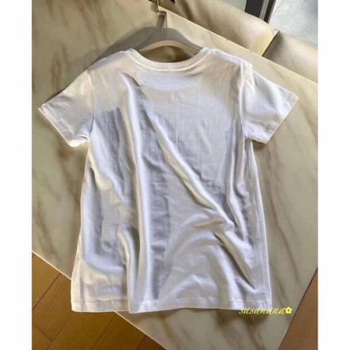 CELINE セリーヌ 偽物 Tシャツ エンブロイダリー コットンジャージー 2カラー 2X351501F.25PQ
