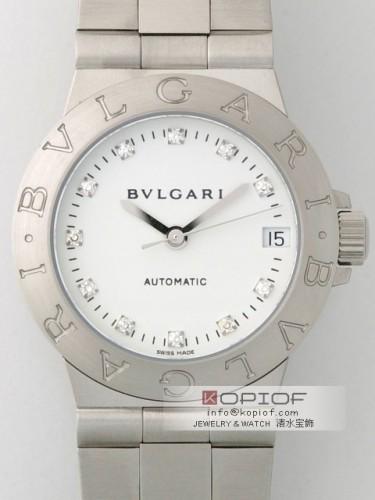 ブルガリ ディアゴノ スーパーコピーLCV29WSSD/11 AUTO スポーツ ホワイト