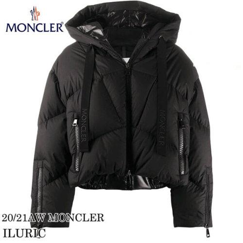 【MONCLER★20/21秋冬】偽物アウター LLURIC_BLACK