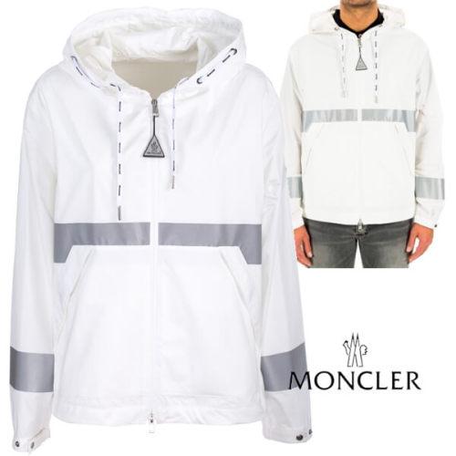 """モンクレール ジャケット コピー 20ss MONCLER""""ADOUR""""テクニカルナイロンブルゾン W"""