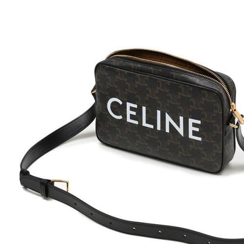 CELINE セリーヌ 偽物トリオンフ ミディアム メッセンジャーバッグ 194502CIM.38NO