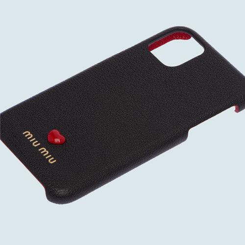miu miu スーパーコピー★ iPhone11/Pro/MAX ケース 3色 (525588762)