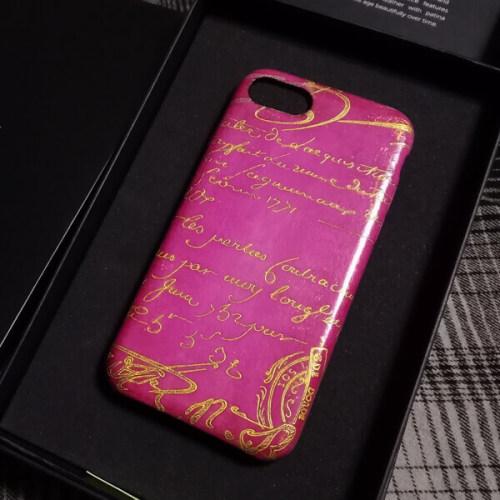 ベルルッティ スマホケース コピーBerluti iPhone8 iPhone7ケース ゴールドパティーヌ希少品