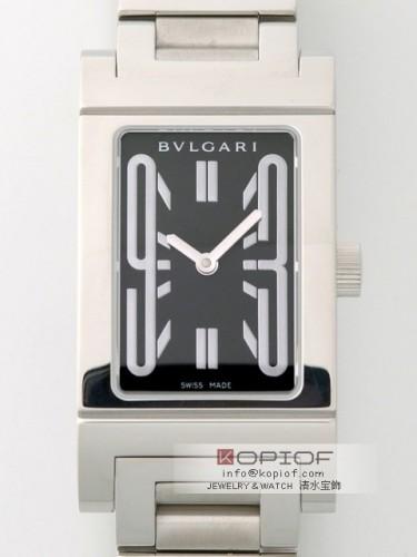 ブルガリ レッタンゴロ スーパーコピーRT39BSS ブラック