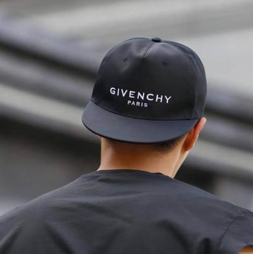 2020日本未発売新作 ジバンシィ キャップ コピー GIVENCHY 帽子 LOGO CAP★BLACK