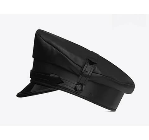 サンローラン 帽子コピーBLACK MILITARY HAT 472152Y3PC11000 ミリタリーハット