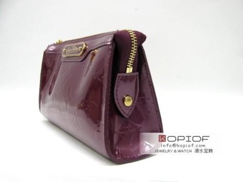 ルイヴィトン 化粧ポーチヴェルニ スーパーコピートゥルース・コスメティック ヴィオレット M93565[BRANDOFF/ブランドオフ]