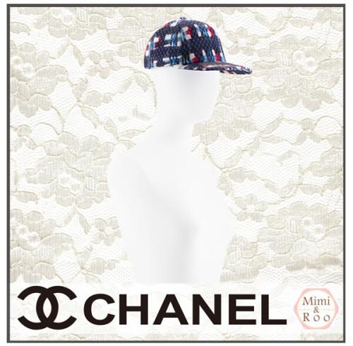 シャネル 帽子コピー ライトハンティング風チェック キャップ Casquette A76289 X11144 MC070