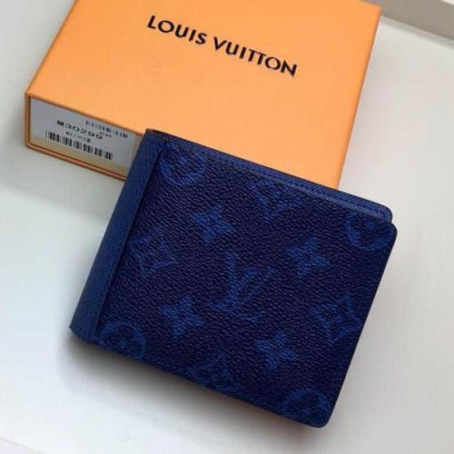ルイヴィトン 財布 コピー ポルトフォイユ・ミュルティプル コバルト M30299 コバルト