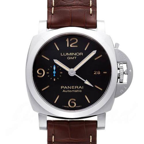 パネライ ルミノール1950 3デイズ GMT パワーリザーブ PAM01320 パネライスーパーコピー