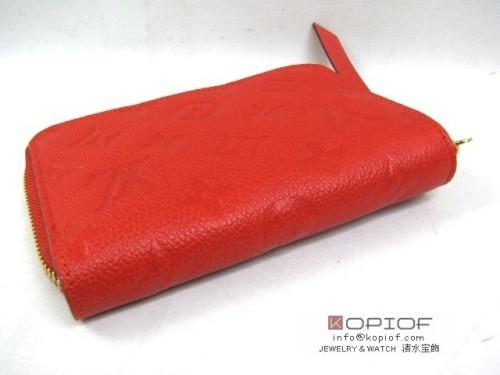 ルイヴィトン モノグラムアンプラント財布スーパーコピーポルトフォイユ・スクレットコンパクト ラウンド折財布 オリアン M60295