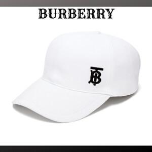 『BURBERRY』バーバリー キャップ コピー モノグラム コットンピケ ベースボールキャップ☆