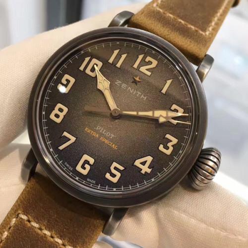 ゼニス パイロット タイプ20 エクストラスペシャル 40mm 11.1940.679/91.C807 スーパーコピー